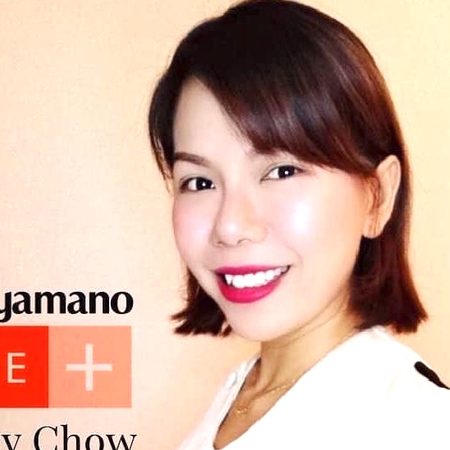 Chrissy - Face Plus By Yamano @ Orchard Central