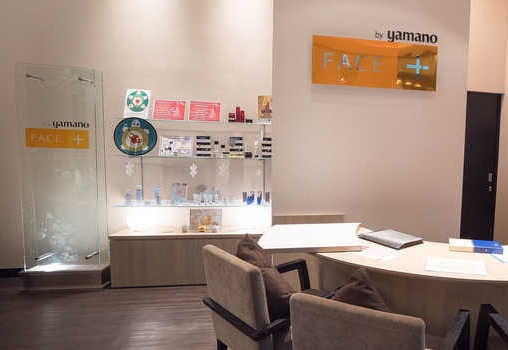 Face Plus By Yamano @ Orchard Central Interior