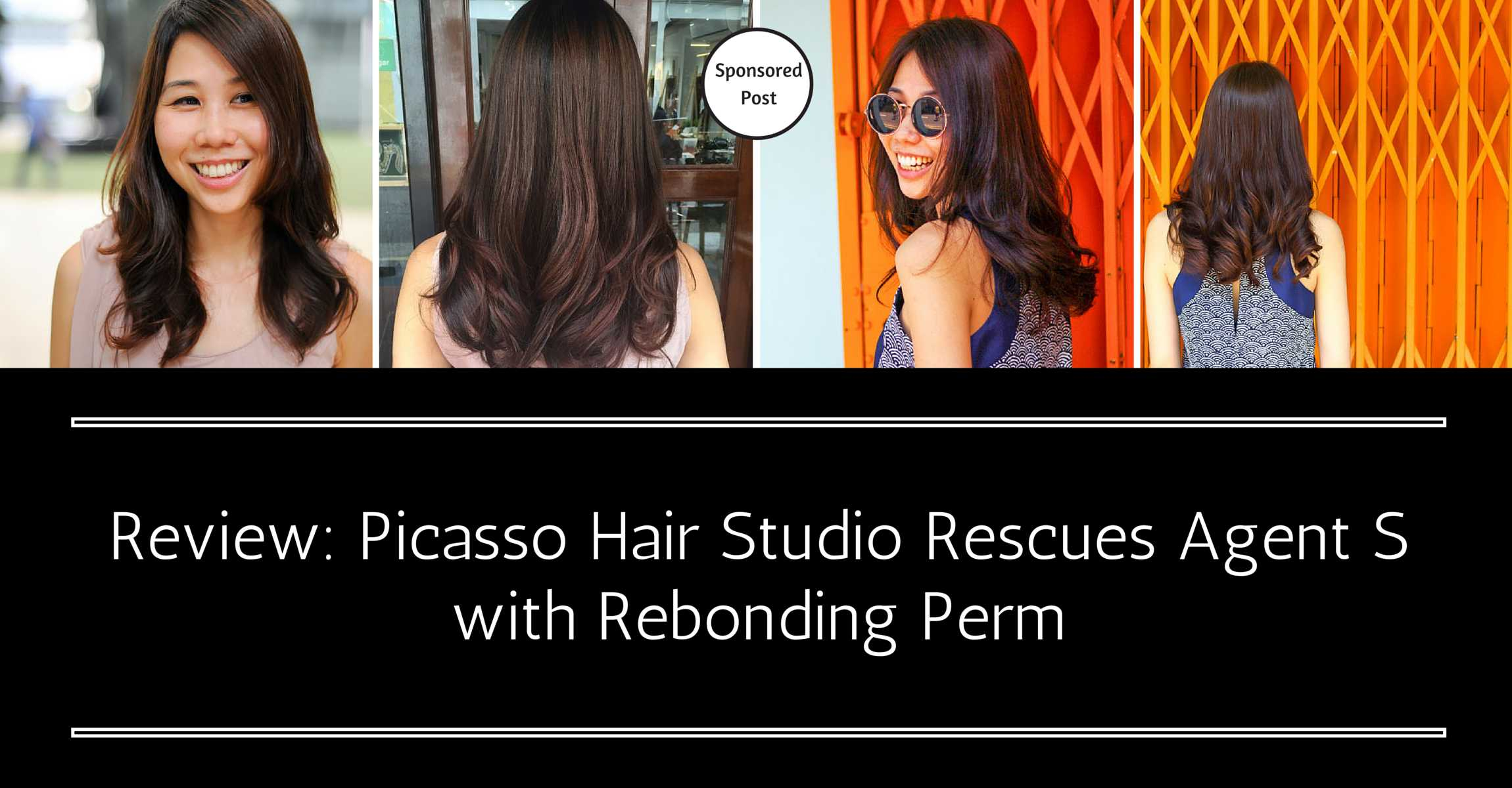From Flat Hair to Volume Glamour: Picasso Hair Studio rescues Agent S with Rebonding Perm