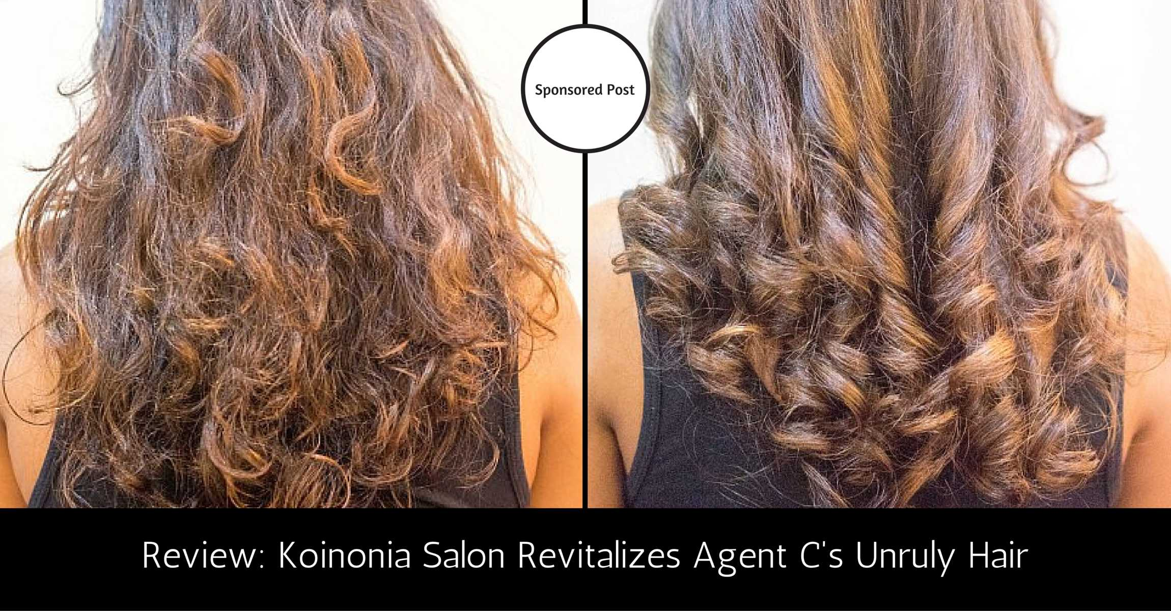 Taming the Frizzy Mane: Koinonia Salon Revitalizes Agent C's Unruly Hair
