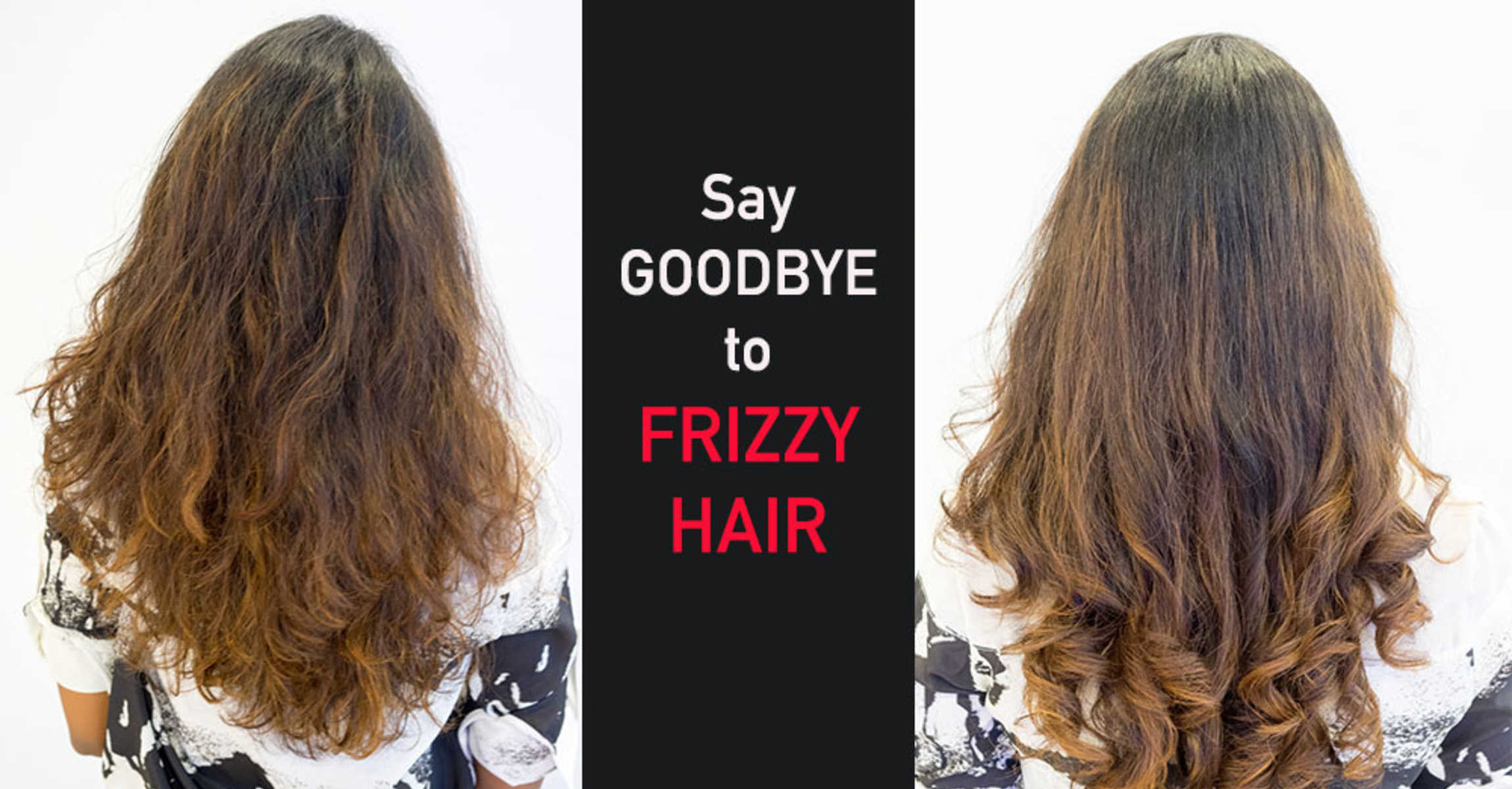 A Keratin Infused Retexturizing Service that Lasts: Taming Agent C's Frizzy Curls with Chez Vous Trilogy System