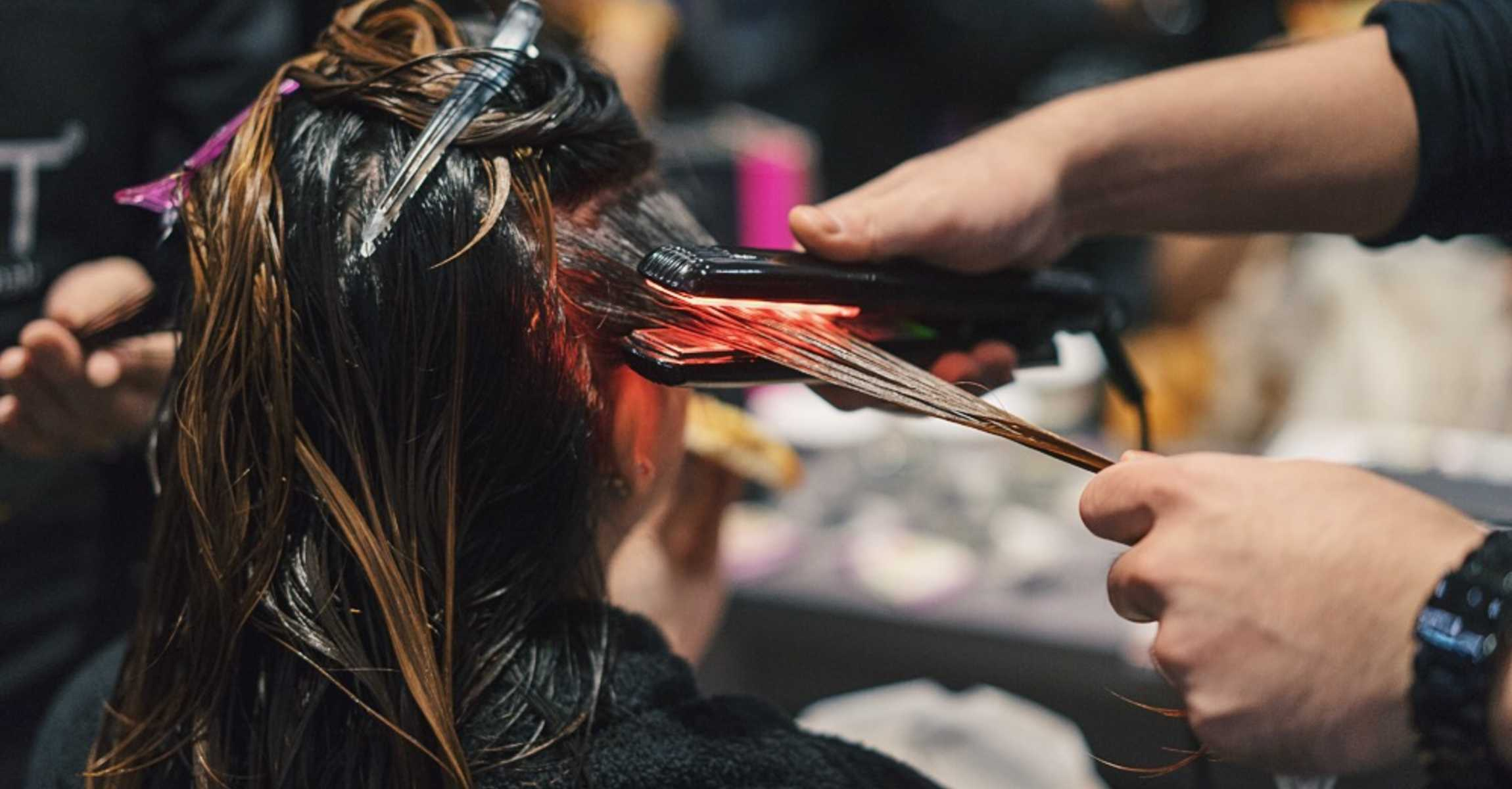 This Hair Treatment from Chez Vous Hair uses Ultrasonic Waves to Penetrate Your Hair with Skincare Ingredients