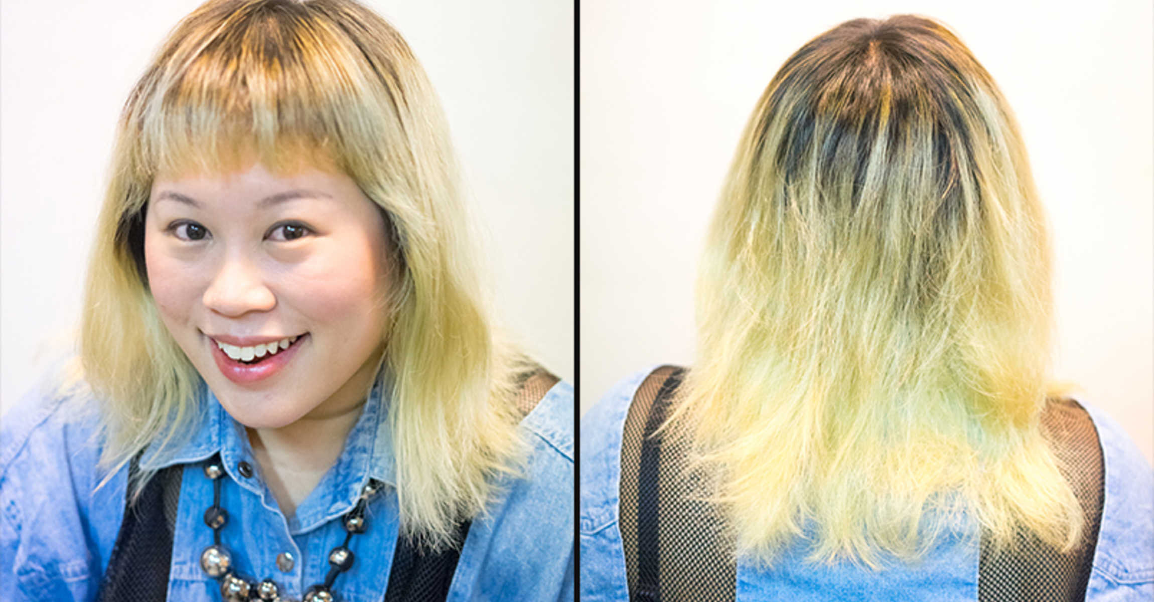 Mission Impossible: Saving Mag's Bleached Hair!
