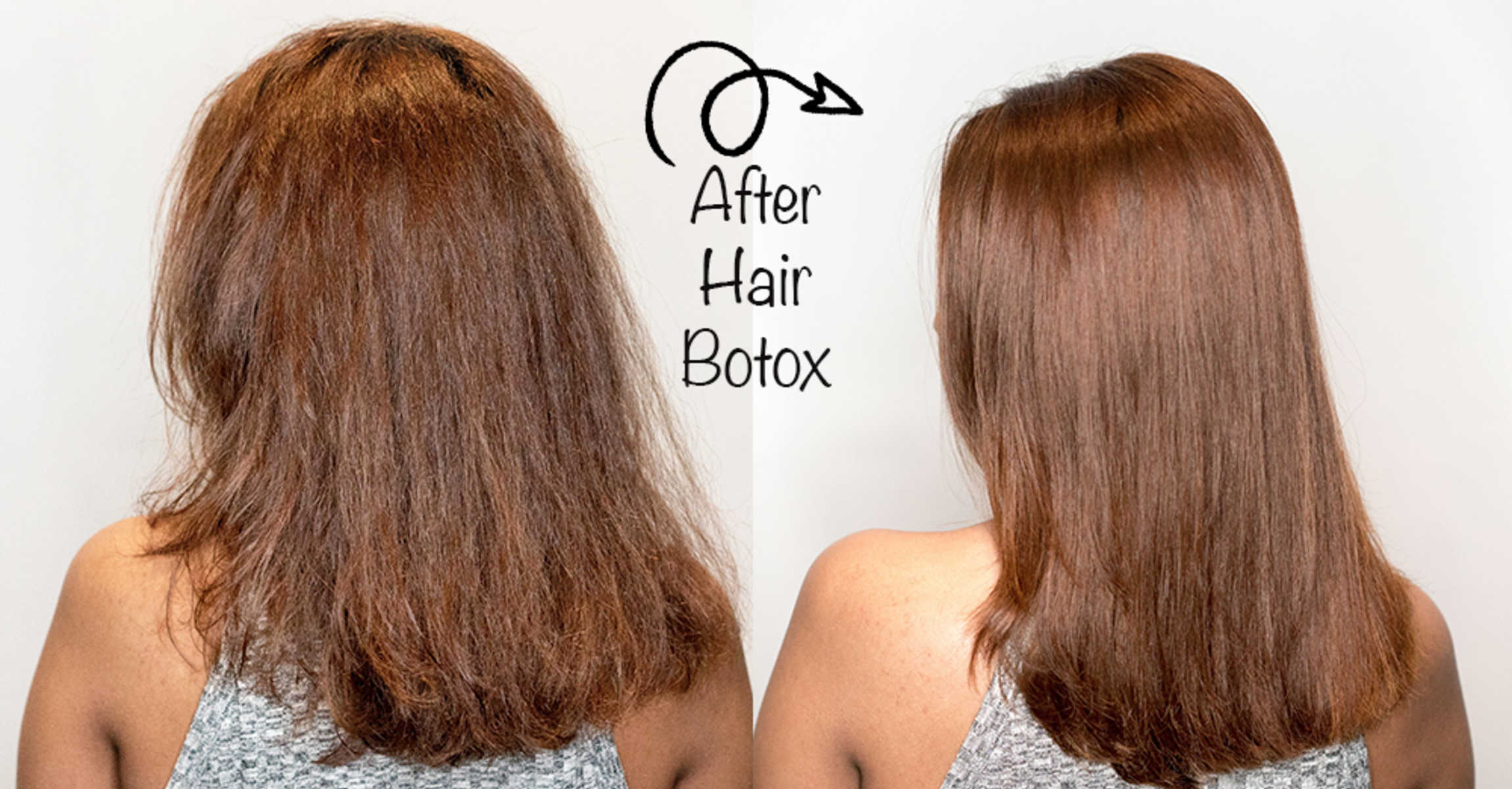 You Can Now Botox Your Hair With This Treatment From Chez Vous Hair Salon