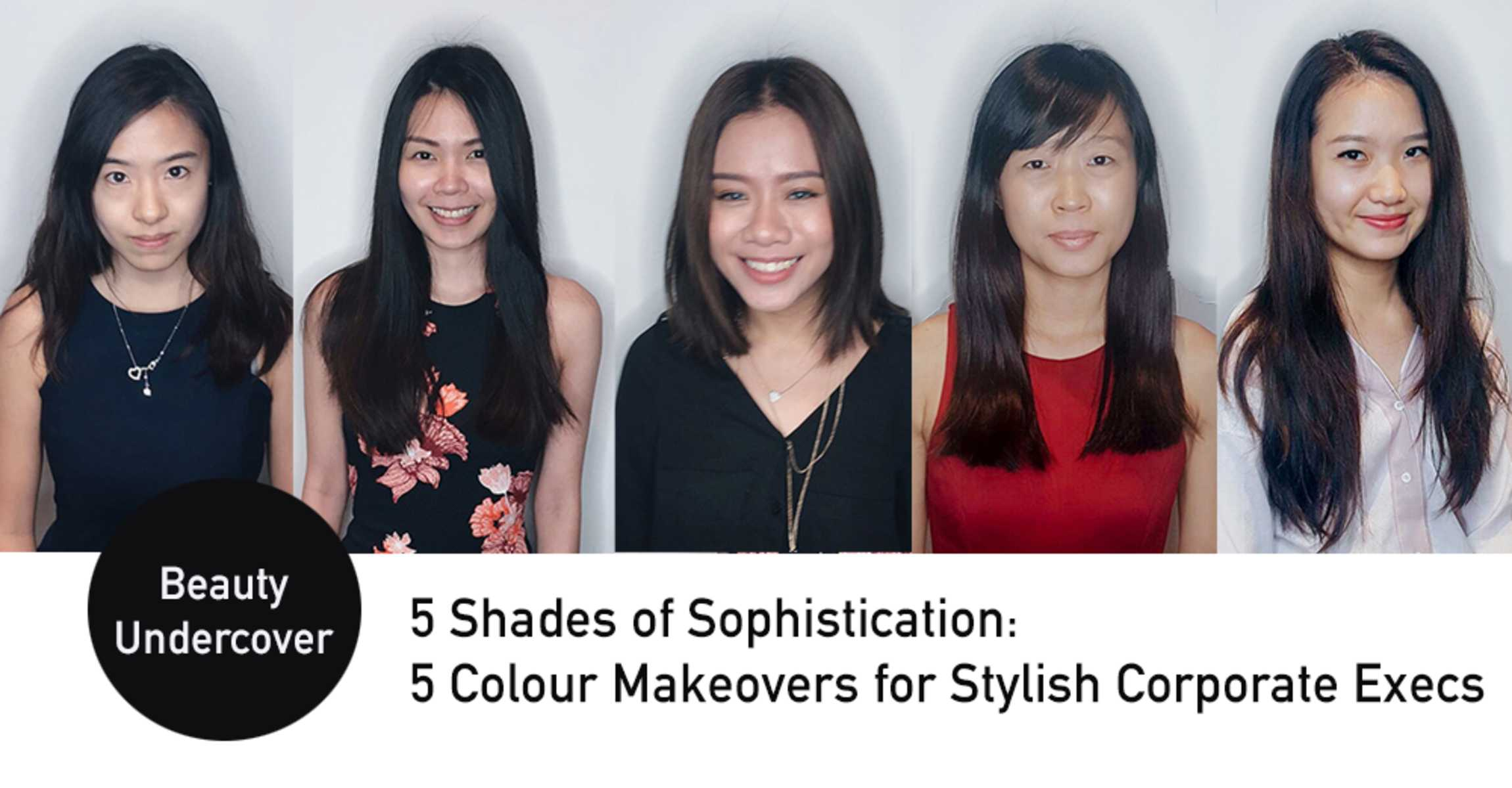 Fit for Work: 5 Trendy Hair Colour Makeovers for Office Executives