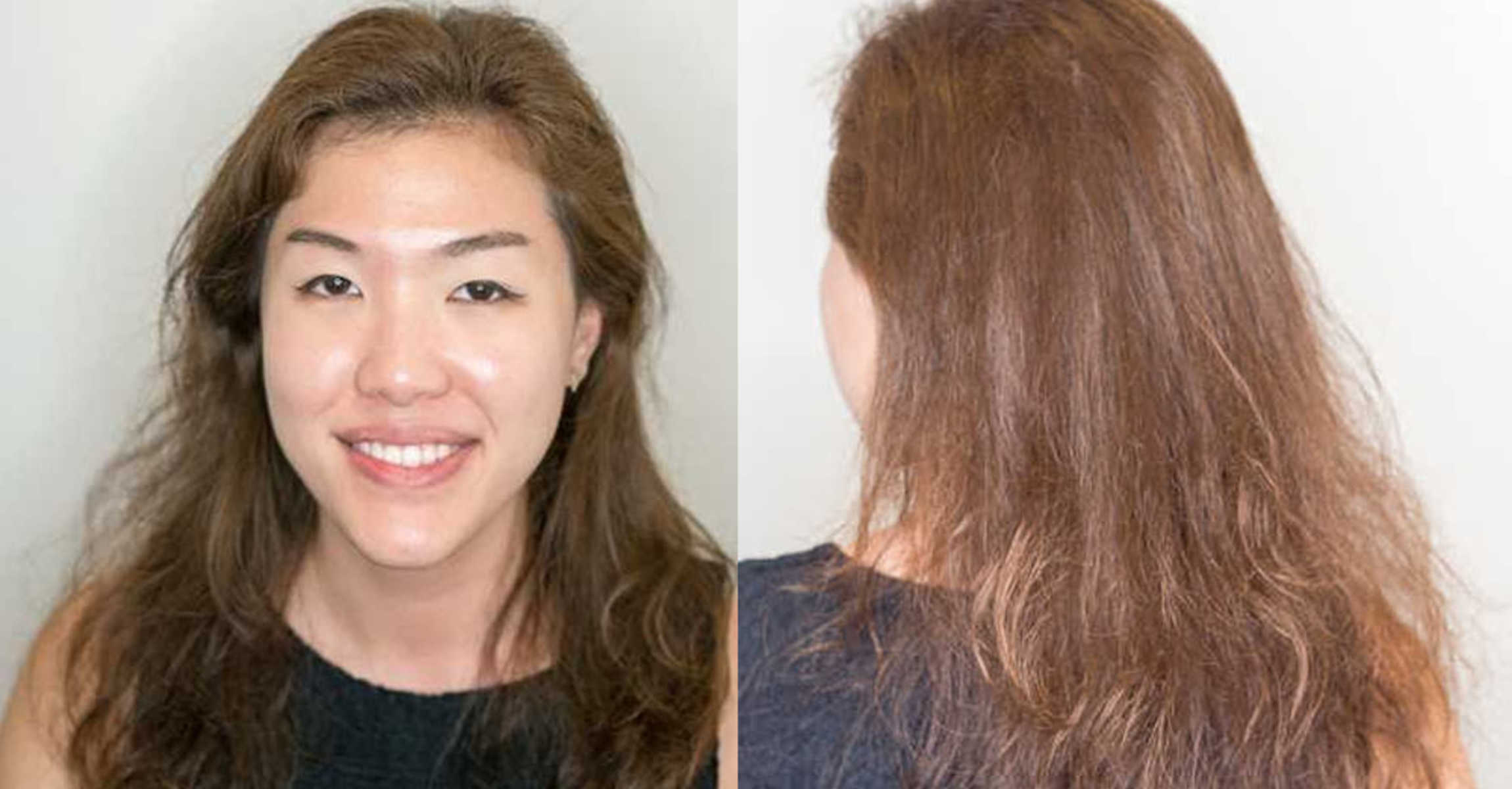 The Impossible Perm Made Possible: Agent JK FINALLY Tamed Her Crazy Hair at Picasso Hair Studio