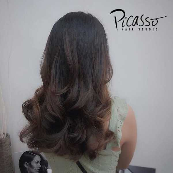 Natural S Curl Perm by Tiffany From Picasso Hair Studio