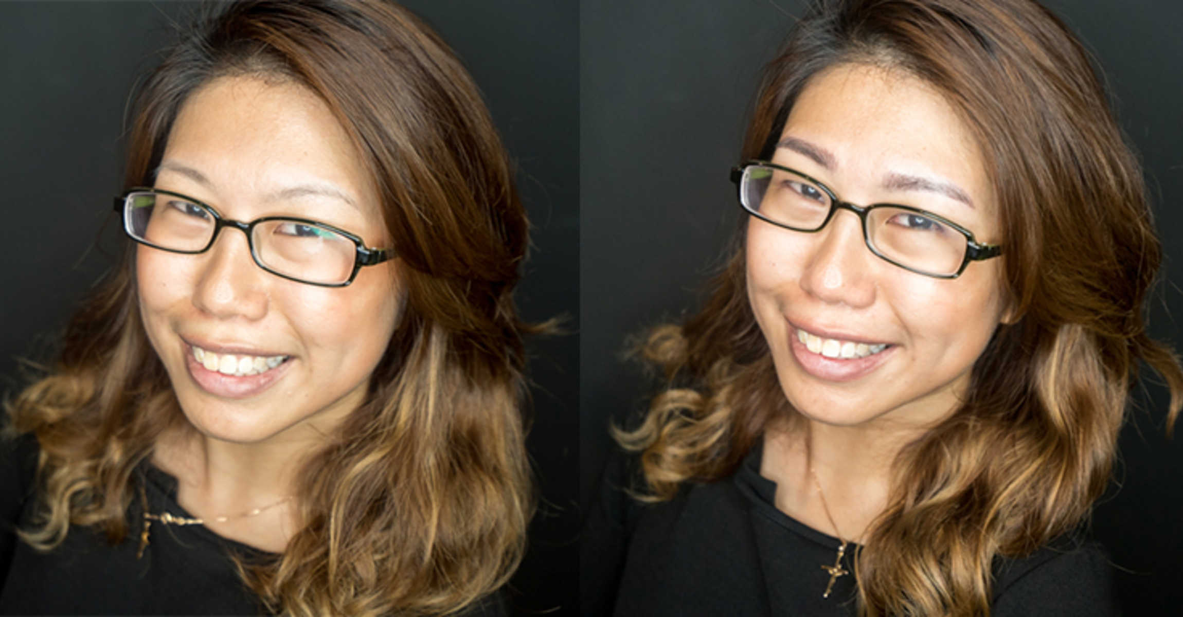 Korean Semi Permanent Eyebrow Makeup Did NOT Last for Agent G The First Time