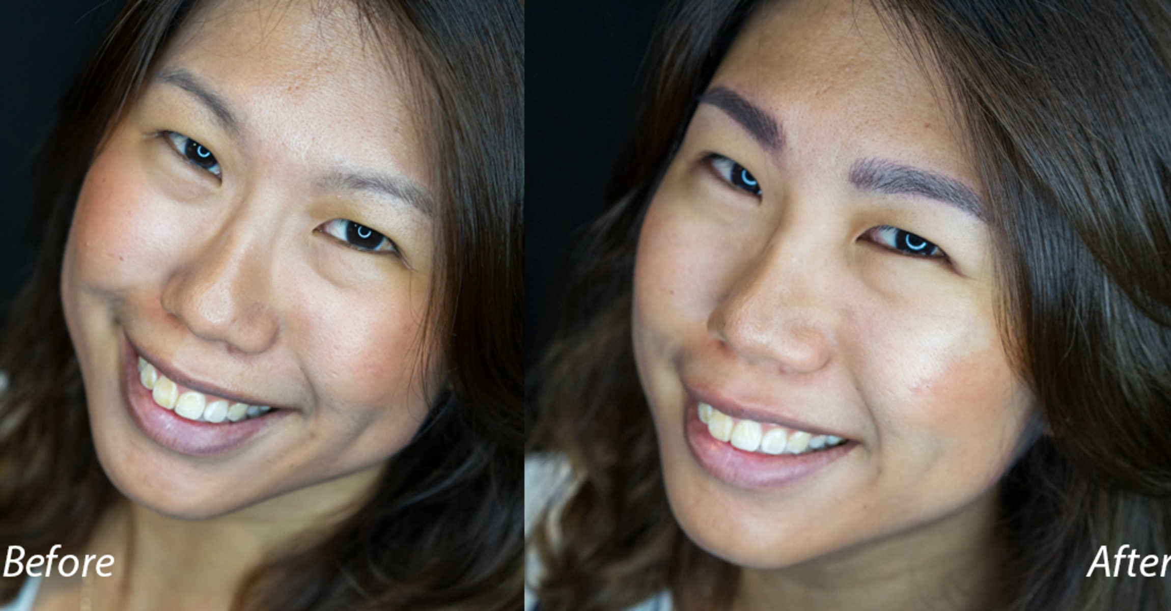 Will Second Time be sufficient? Agent G Tries Korean Semi Permanent Eyebrow Makeup For A Second Time!