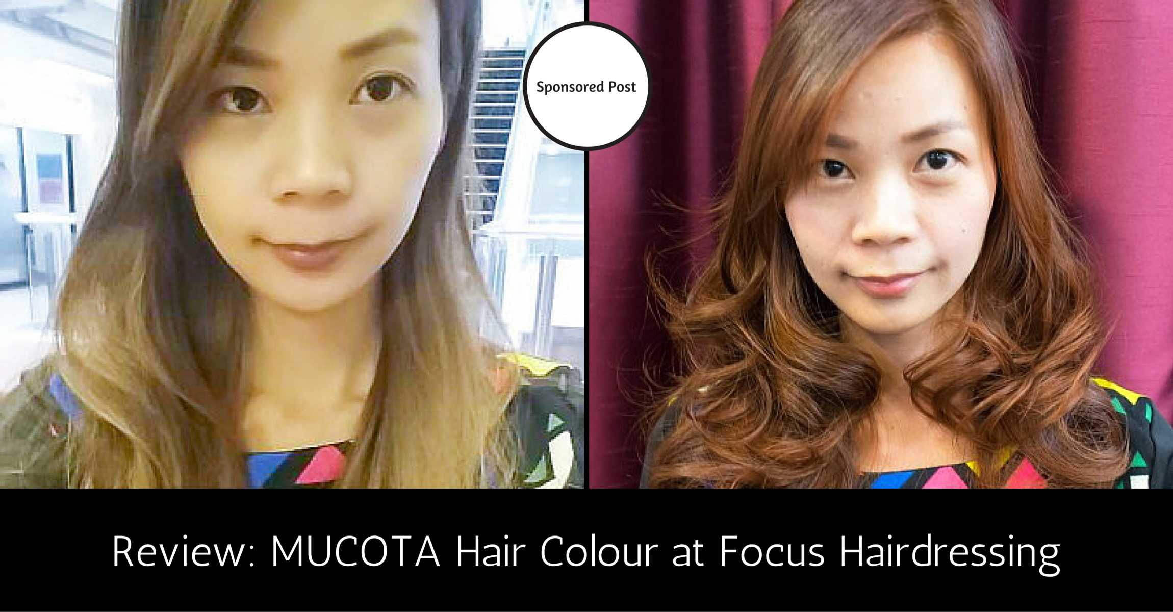 2014 Holiday Lookbook #3: MUCOTA Hair Colour at Focus Hairdressing