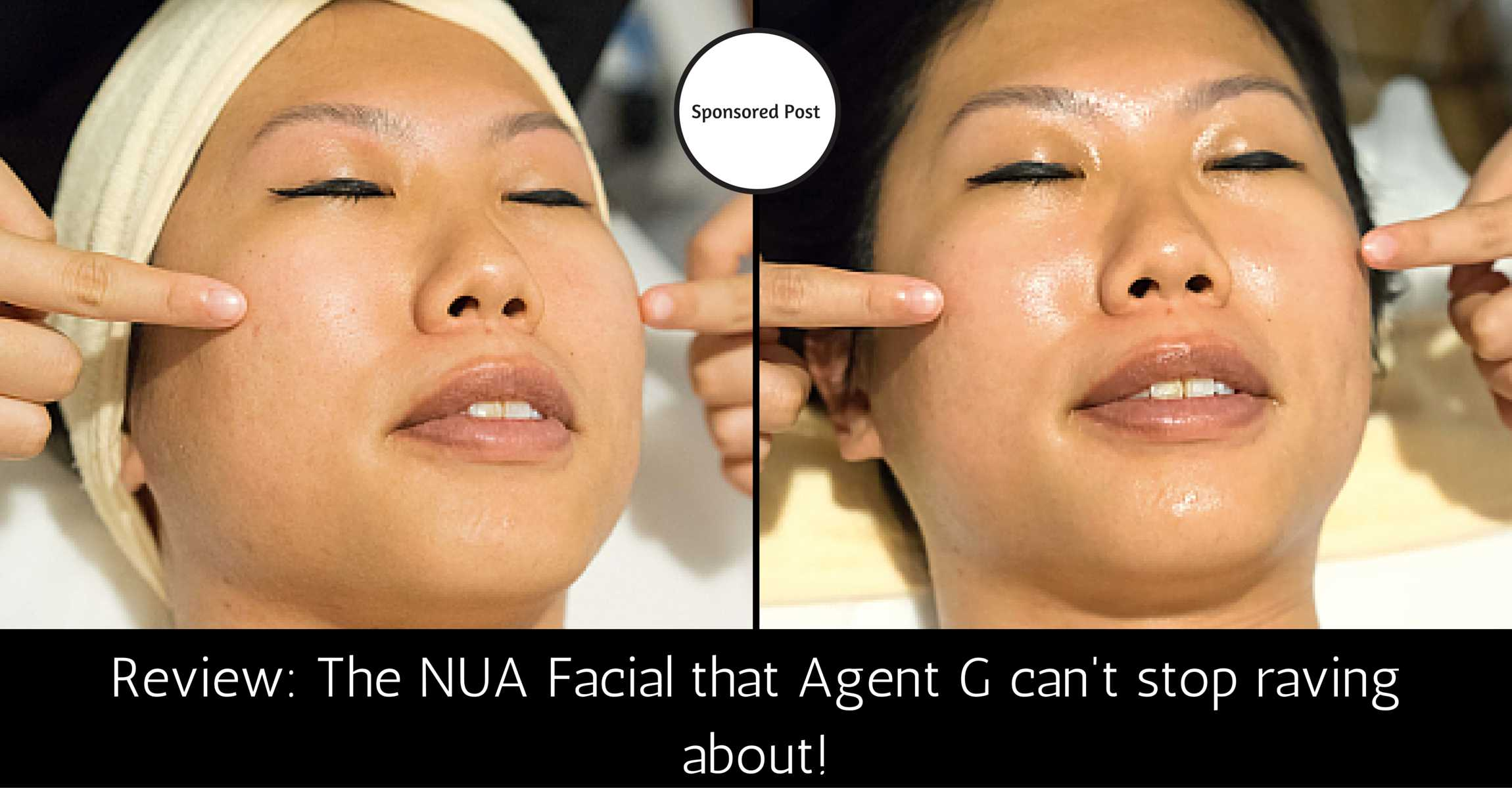 The SONA Facial that Agent G can't stop raving about!