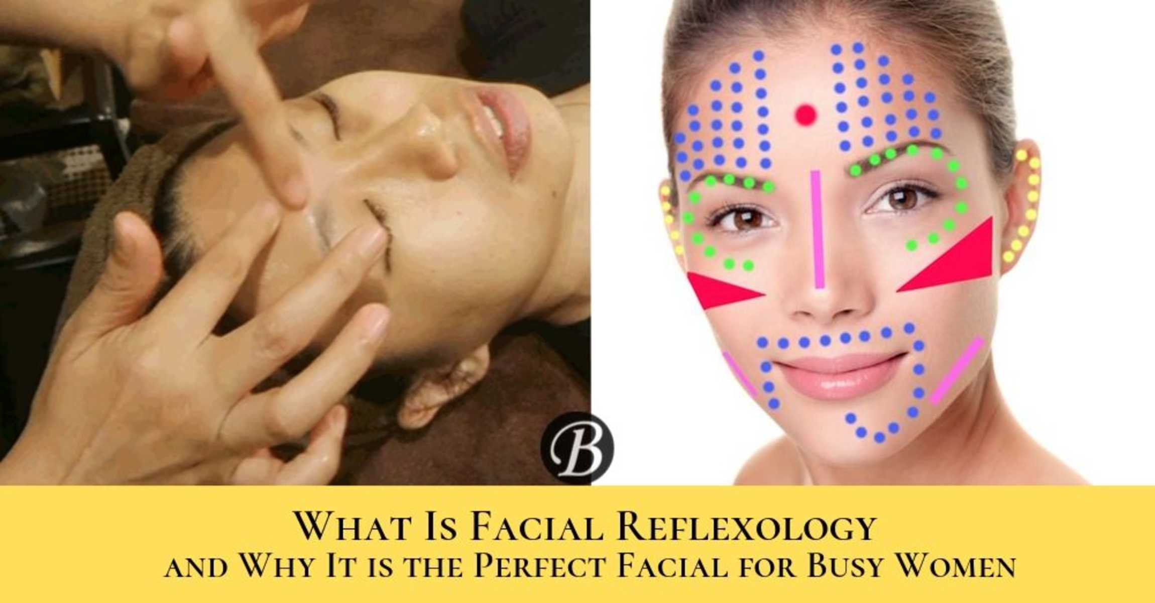 What is Facial Reflexology and Why It is the Perfect Facial for Busy Women in Singapore
