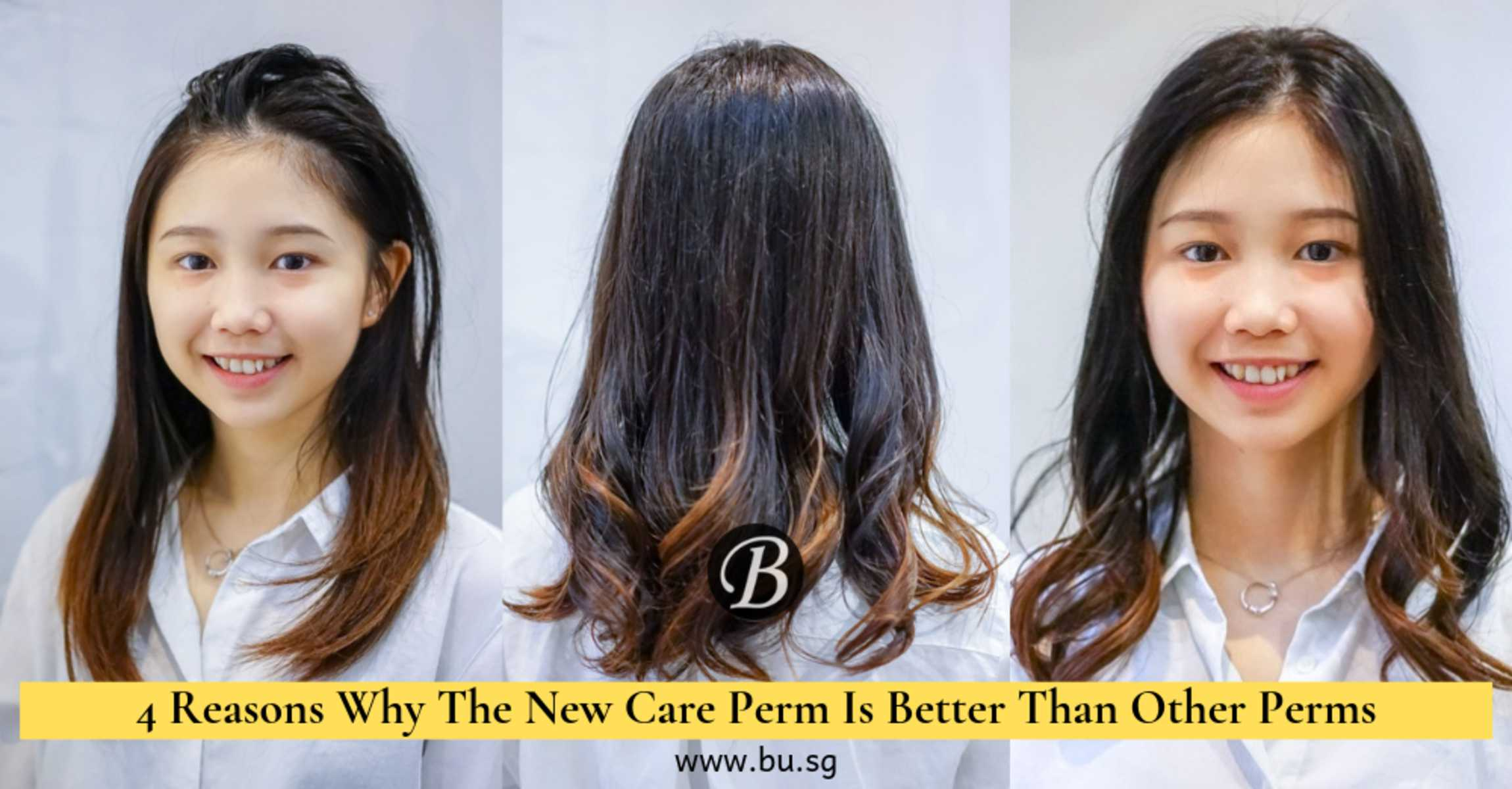 4 Reasons Why This New Care Perm is a MUST-TRY for Perm Beginners Looking for Natural Waves