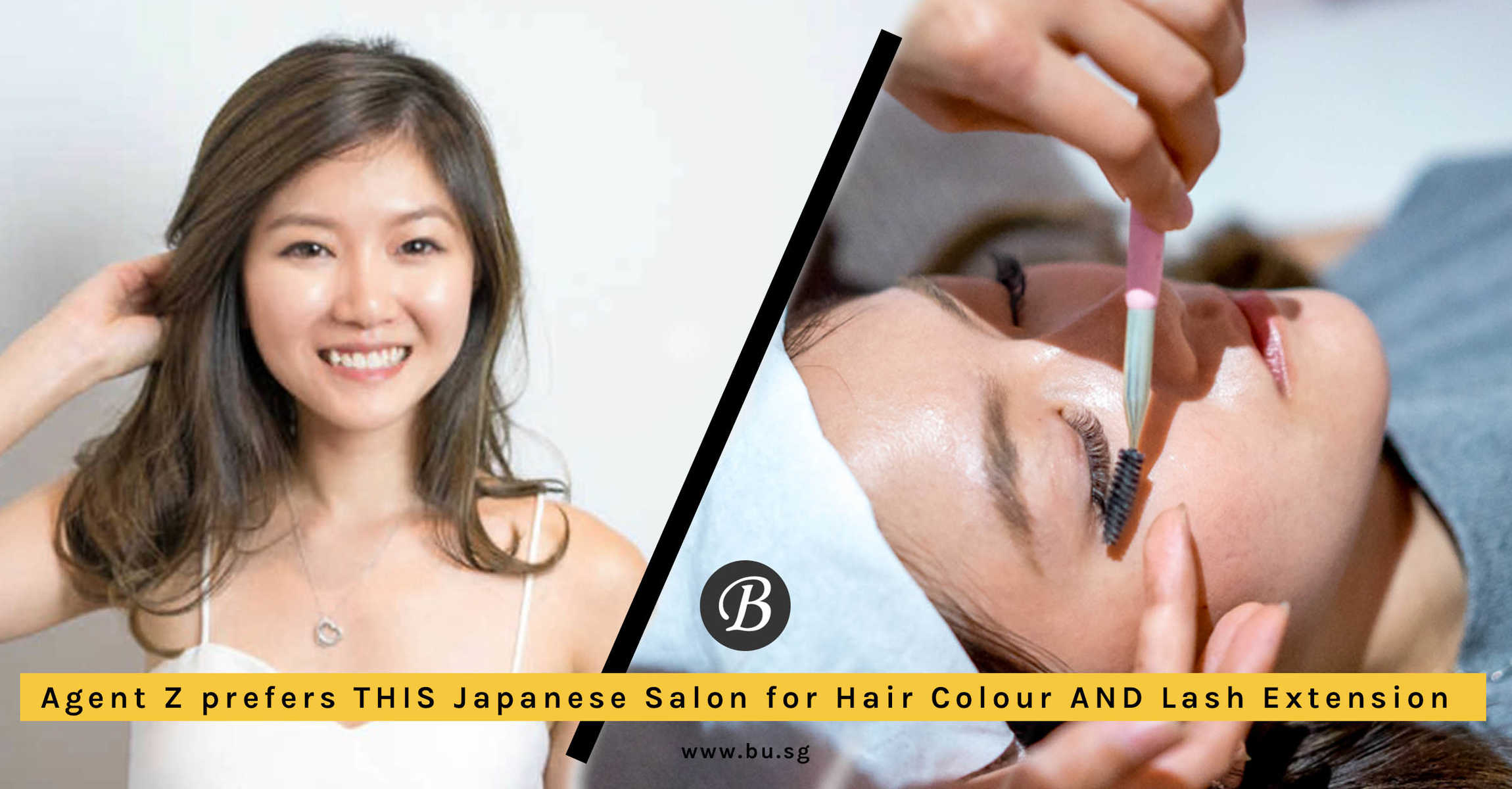 A Customer Testimonial from Banking Professional Agent Z on Khaki Ash Hair Colour at COVO Japanese Hair Salon and Eyelash Extension at KJStudio