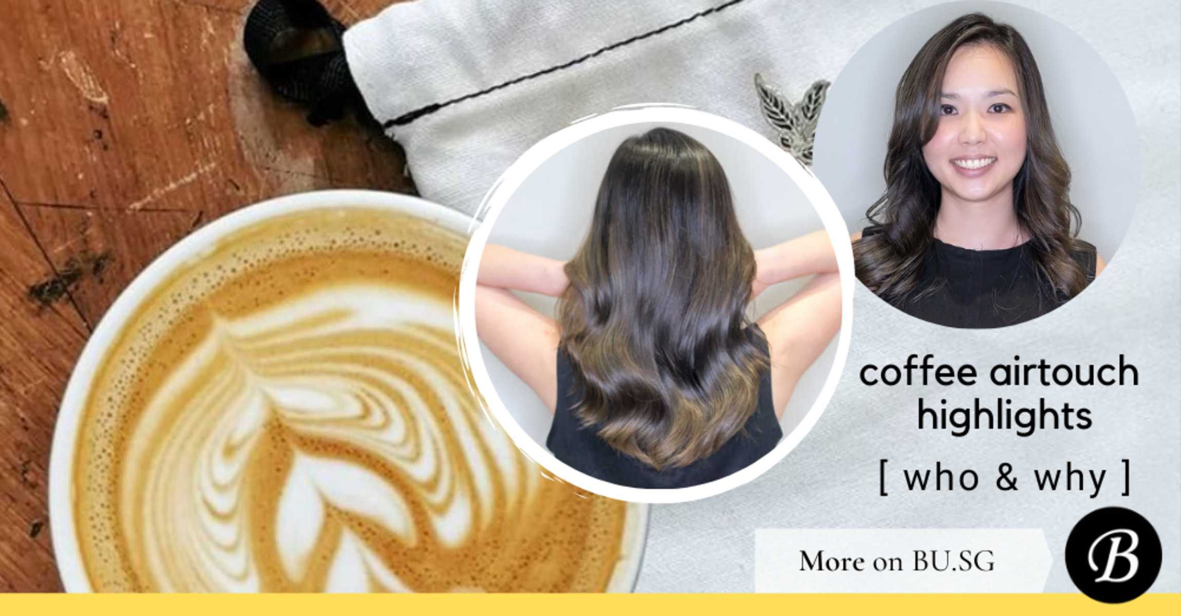Coffee Airtouch Highlights is the Perfect Autumn Hair Trend to Celebrate 2020