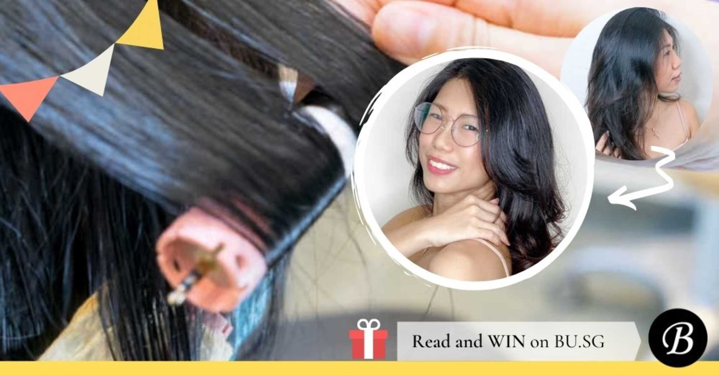 10 Reasons Why This New 2-in-1 Advante Treatment Perm is Raved by So Many Top Stylists in Singapore