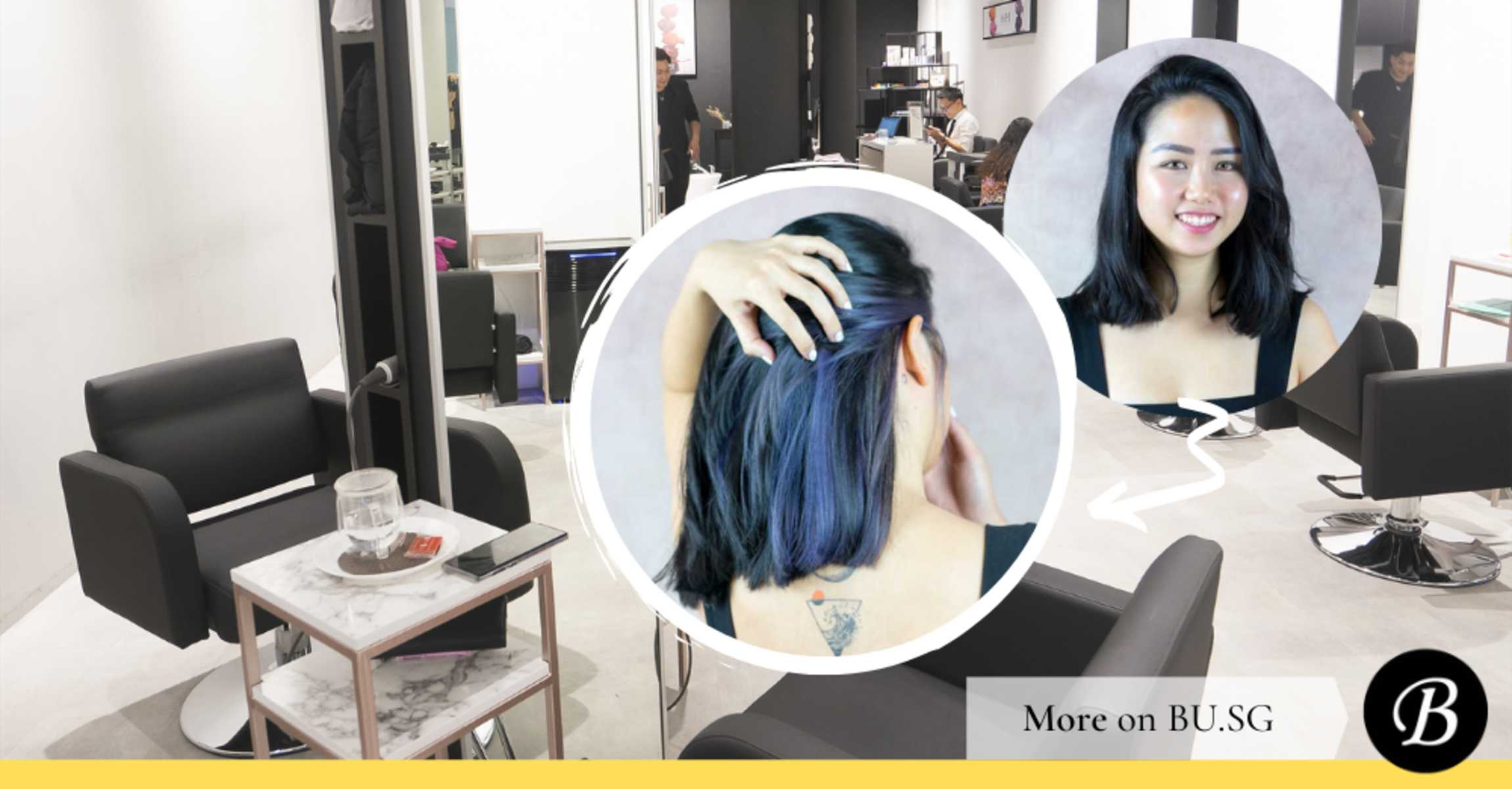 Peekaboo Highlights is the Work-Friendly YOLO Makeover Every Woman Needs To Spice Up Her Work Life