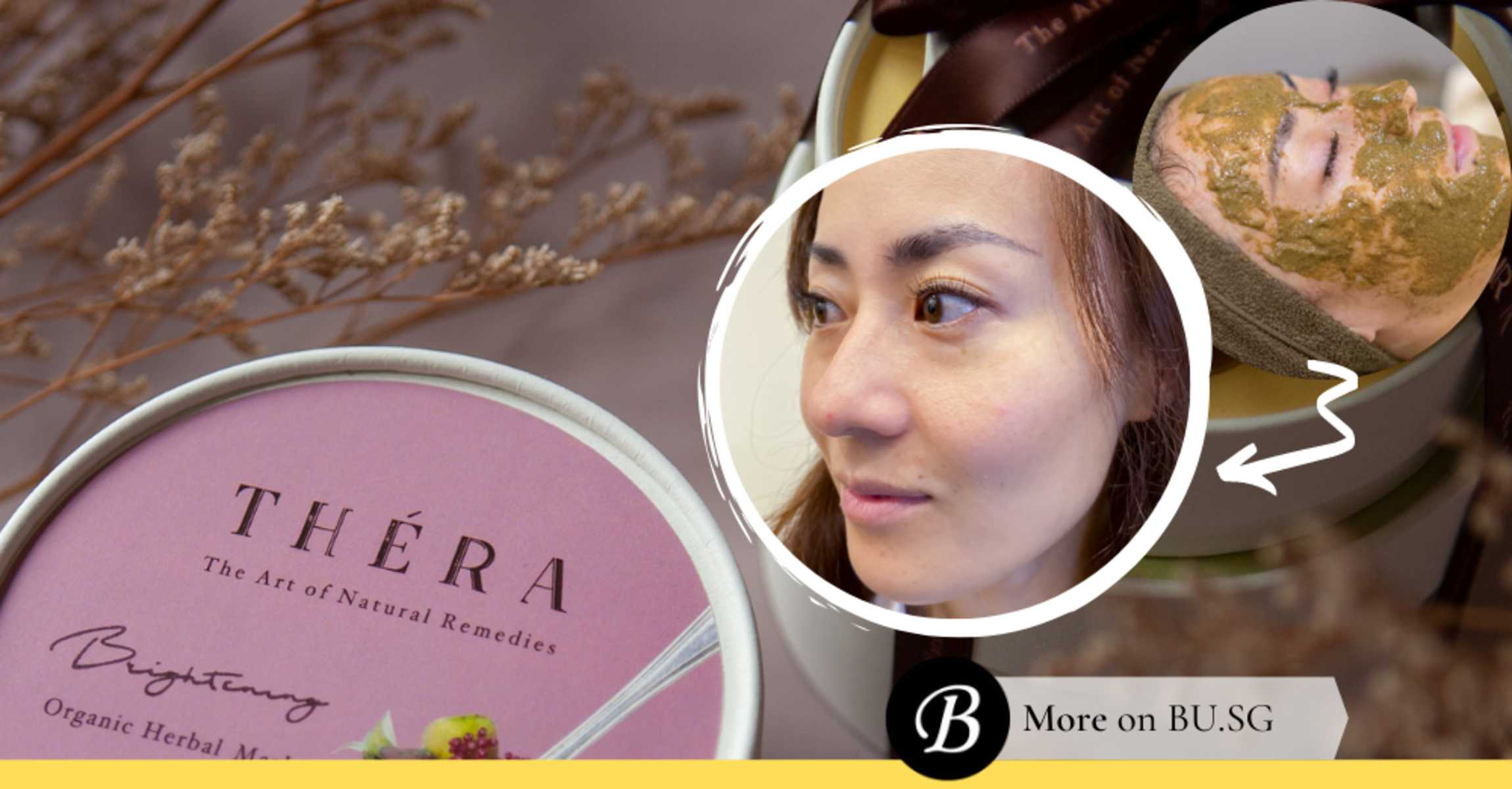 Thera Facial is the First 100% Natural Facial in Singapore That Actually Works. 10 Customers Share Their Experiences with Thera.