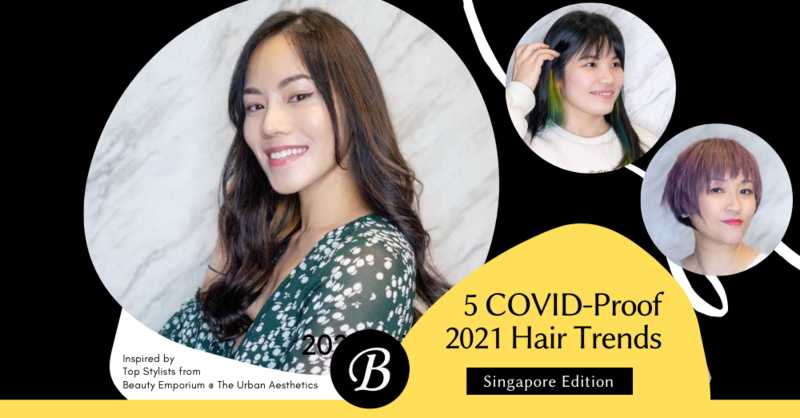 5 COVID-Proof Hairstyles Trending in 2021