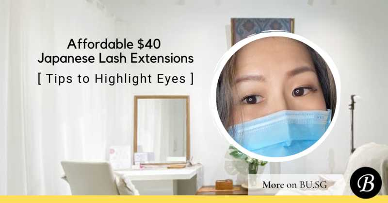 Affordable Eyelash Extensions and Tips to Highlight Eyes in Singapore