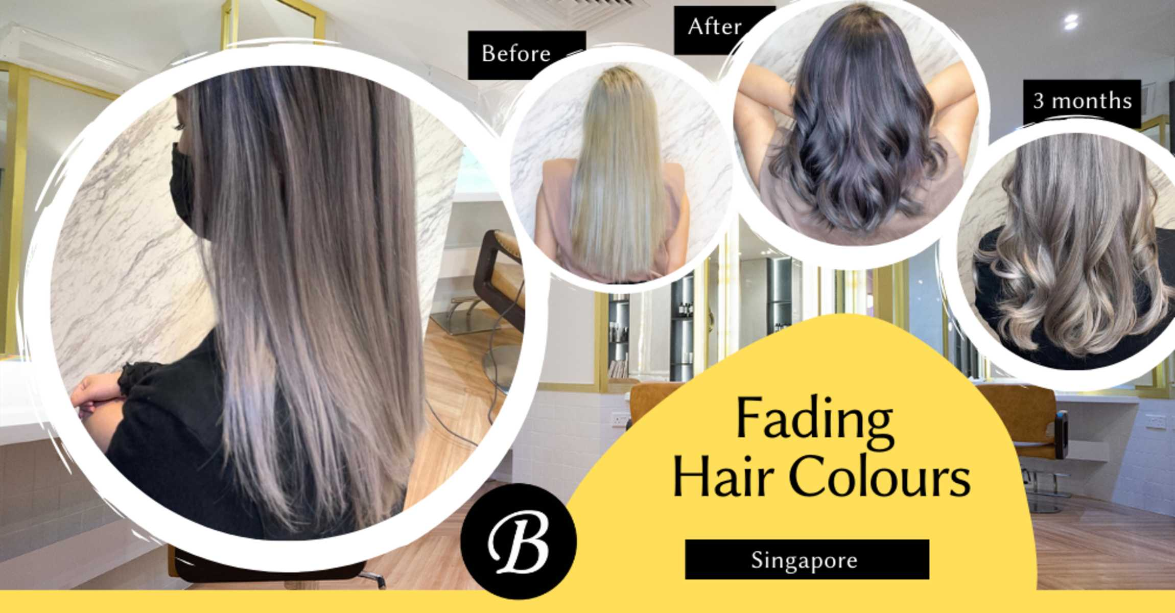 Fading Hair Colours and This Stylist's Secret to Make Them Look Good