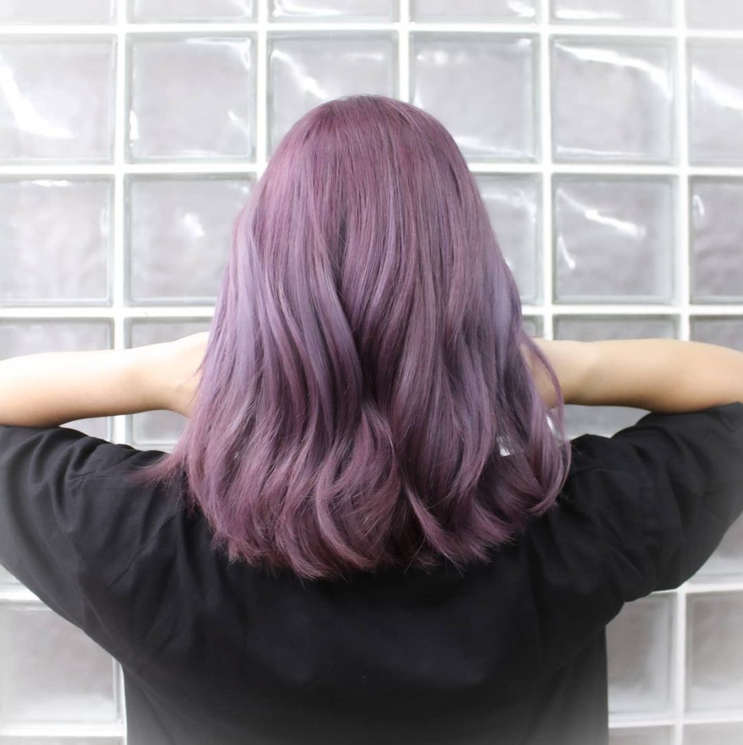 Joico Purple Hair Colour at Color Bar by Full House