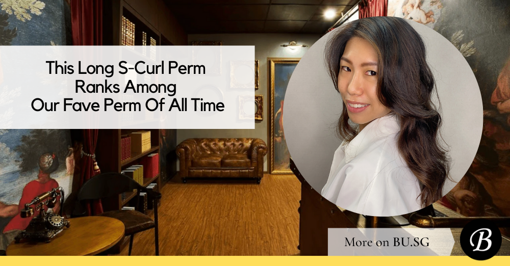 This S curl Perm by a Non-Korean Stylist Now Ranks Among Our Top Perms of All Time. Guess Where it is from?