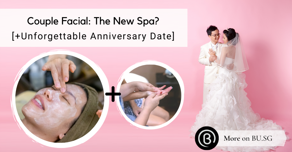 Couple Facial: This Holistic No-Extraction Organic Facial is the Unique Intimate Anniversary You'll Never Forget