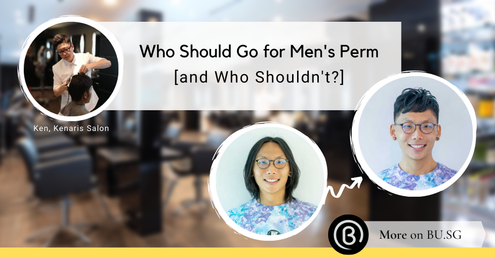 Men's Perm: 5 Types of Males Who Most Suitable for a Perm (and Who Isn't)