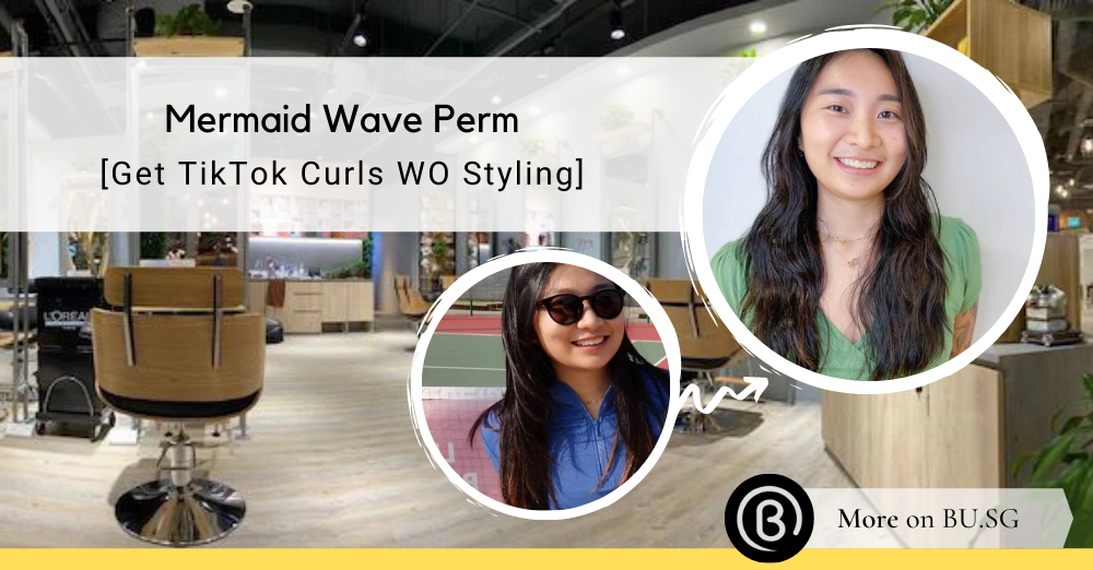 Mermaid Wave Perm: The Effortless Way Chic Girls Get TikTok Curls Without Styling